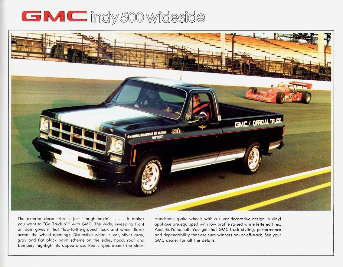 1978 chevy stepside truck lifted 1978 chevy 7 500 aurora - Todos Os Tamanhos 1977 Gmc Indy 500 Wideside Limited Edition Pickup Flickr Compartilhamento Pickup Truckschevy