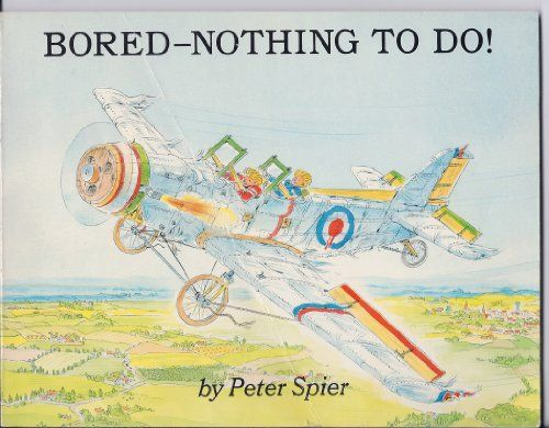 Bored, Nothing to Do by Peter Spier http://www.amazon.com/dp/0385241046/ref=cm_sw_r_pi_dp_lRMrxb0NZB06X