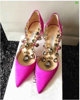 Fashion cheap 6 styles High Heels Women Pumps Original
