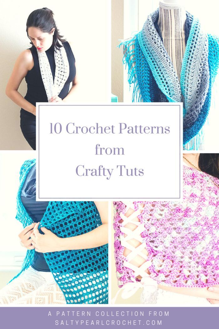 Mary D. of CraftyTuts Crochet Designer Feature | Crochet Misc ...