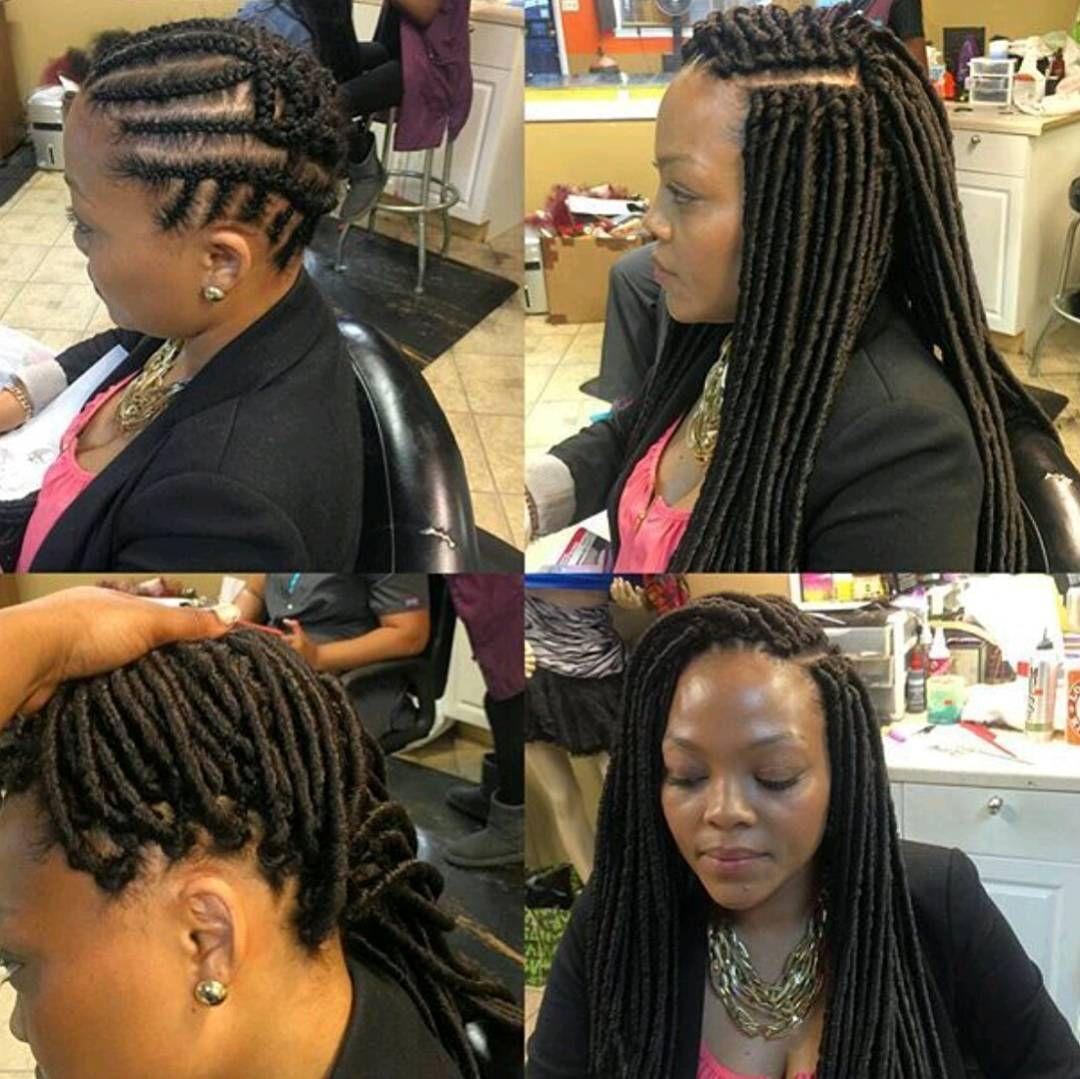 For braiding pattern | Crotchet Styles | Pinterest | Twist hair ...