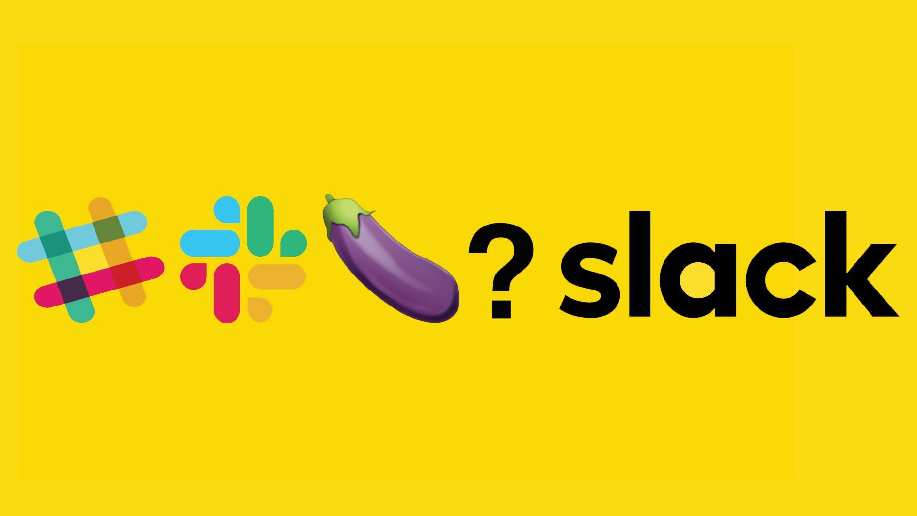 Designers respond to new Slack logo https//www