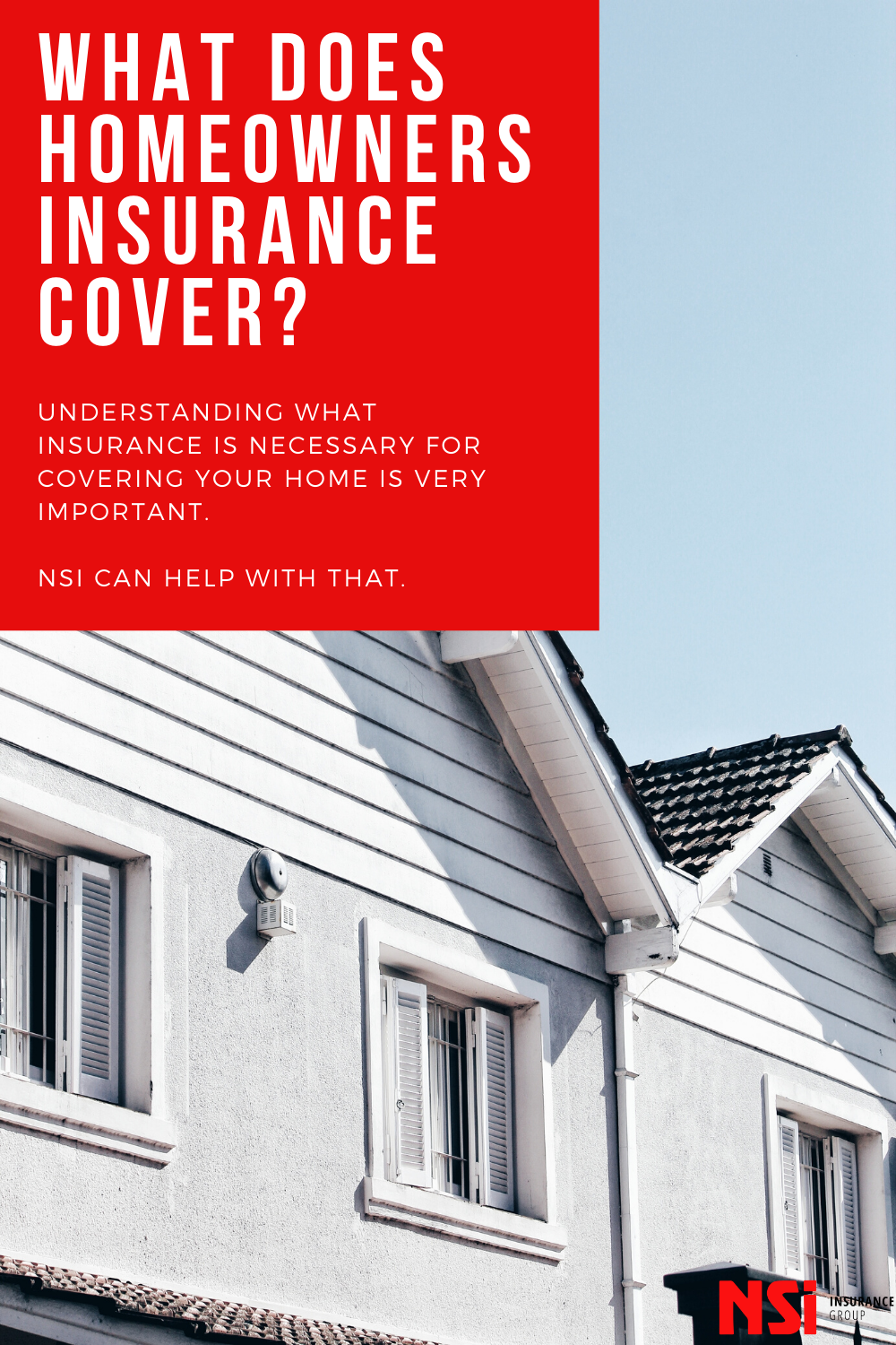 Understanding What Insurance Is Necessary For Covering Your Home