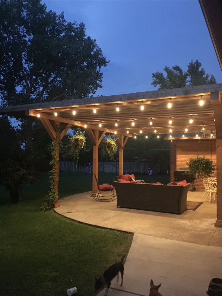 Need Ideas For Lighting Your Outdoor Deck Learn The Best Ways To Illuminate Outside And Get Inspire Outdoor Patio Lights Deck Lighting Outdoor Garden Lighting