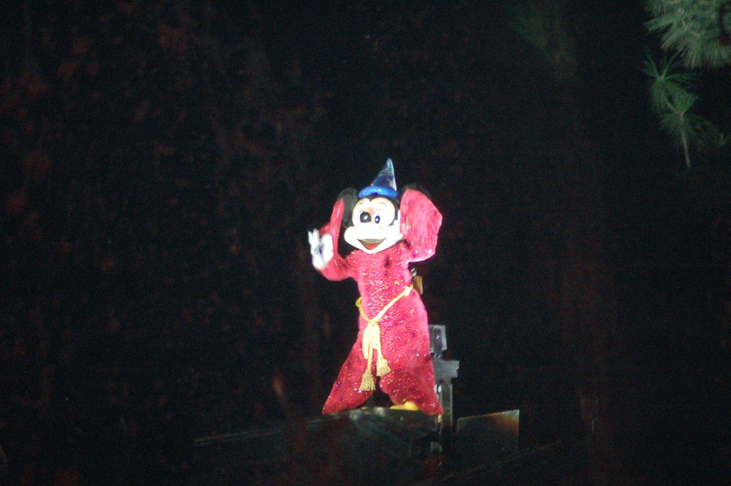 Fantasmic mickey pinterest