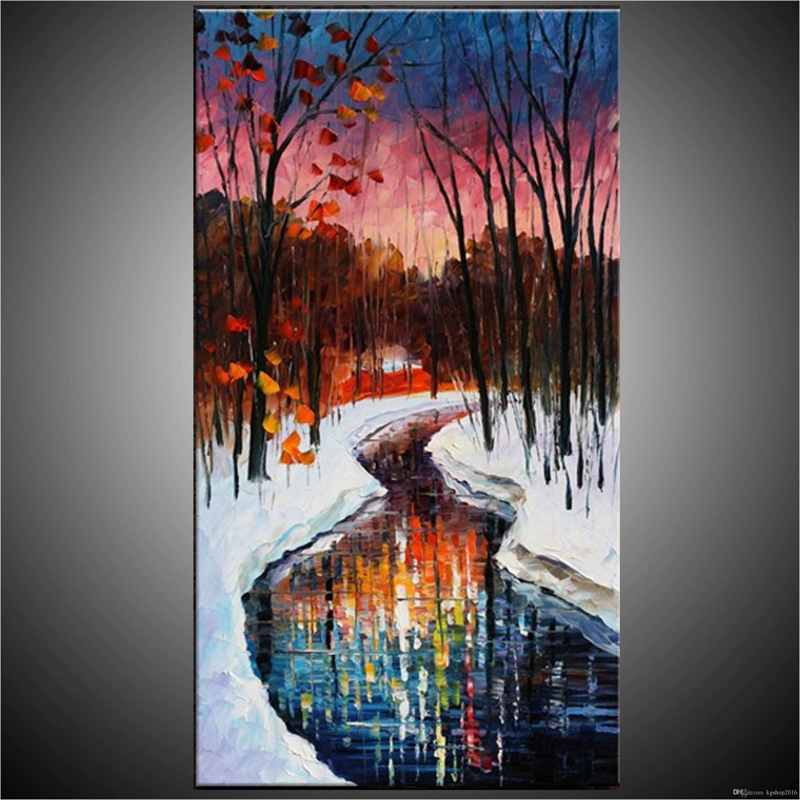 Pretty Bright Paintings On Canvas Bright Paintings On Canvas Ideas Kg Handmade Acrylic Painting Canvas Art Beautiful Art Paintings Bright Paintings Painting