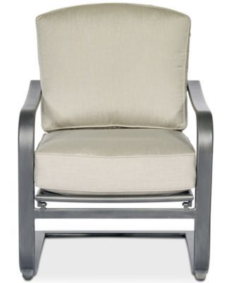 Furniture Marlough Wide Slat C-Spring Chair, with ...