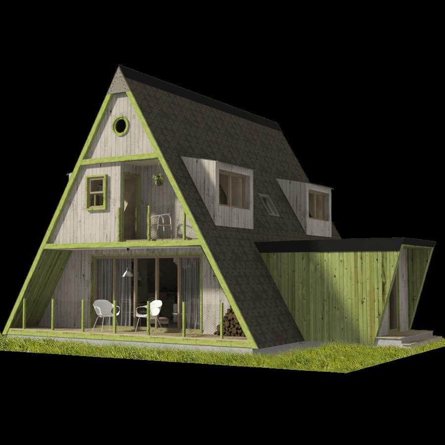 A Frame House Plans Evelyn A Frame House Plans A Frame House