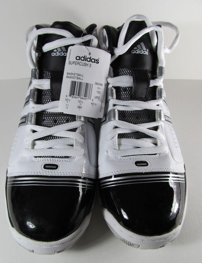 6cefb7c3946d7 Details about Adidas Men's Black / White Courtsmash Tennis Shoes ...