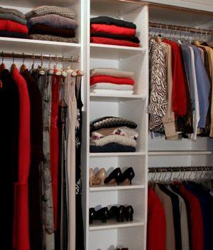 Men 39 S Closet Organized Dream Home Ideas Pinterest