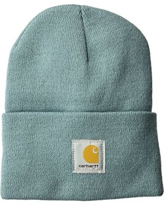 Carhartt Carhartt Women's Acrylic Watch Hat, Sea Glass, One Size from Amazon | ShapeShop #carharttwomen