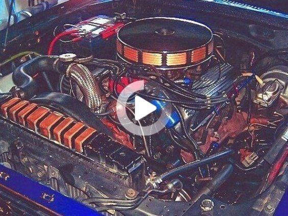171 cu in Cologne V6 of 77 Ford Mustang Ghia   Classic cars   Classic Muscle car engine   Classic