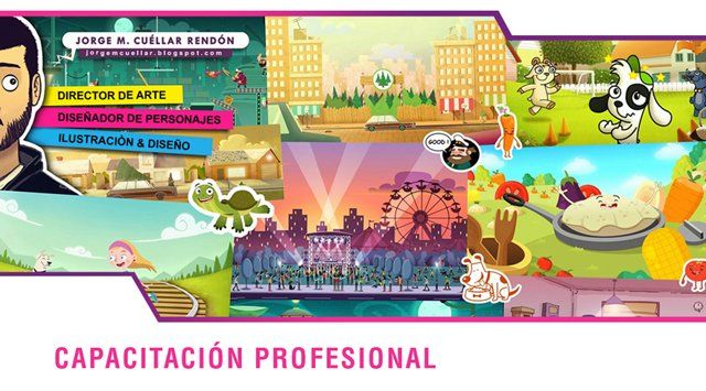 Capacitación Profesional de Producción en Dibujos Animados - NUR 2014. Si eres estudiante y profesional en diseño gráfico, ilustración, dibu...