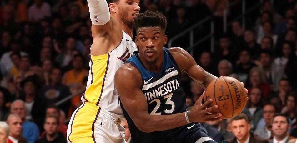 Nba Rumors L A Lakers Could Trade Kyle Kuzma Josh Hart Kcp For Jimmy Butler Per Bleacher Report Nba Rumors Nba News Nba