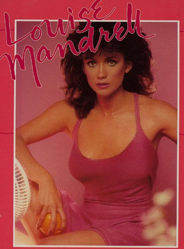 Louise Mandrell Too Hot To Sleep LP | Lp