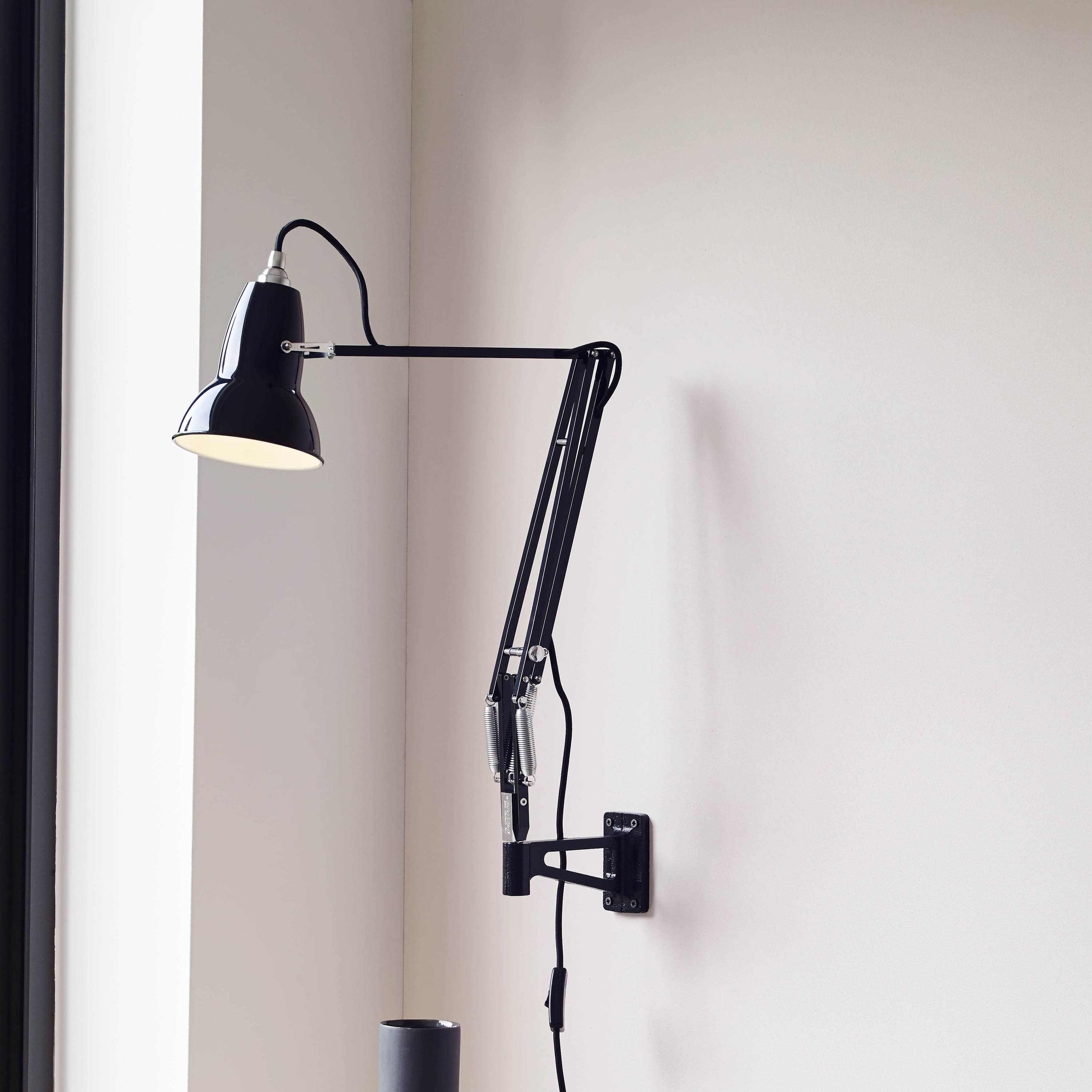 Original 1227 Wall Mounted Lamp Wall Mounted Lamps Swing Arm Wall Lamps Anglepoise