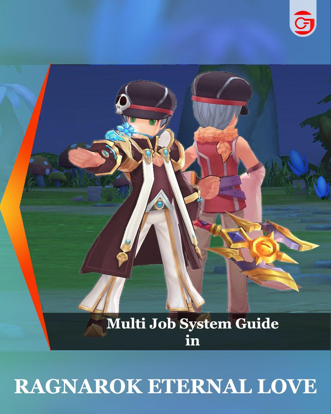 Multi Job System Guide In Ragnarok Mobile Ragnarok Mobile Multi Job