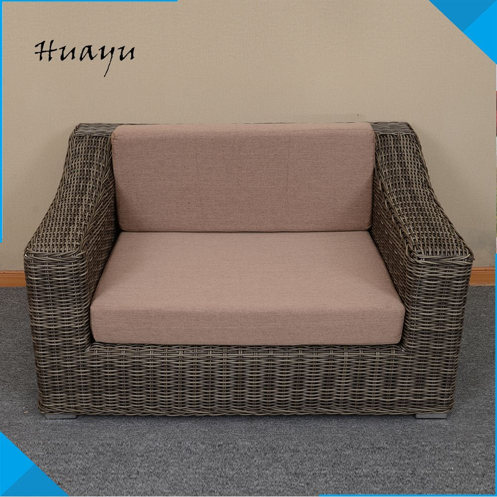 China Proveedor personalizado suave tejido de muebles de exterior de ...