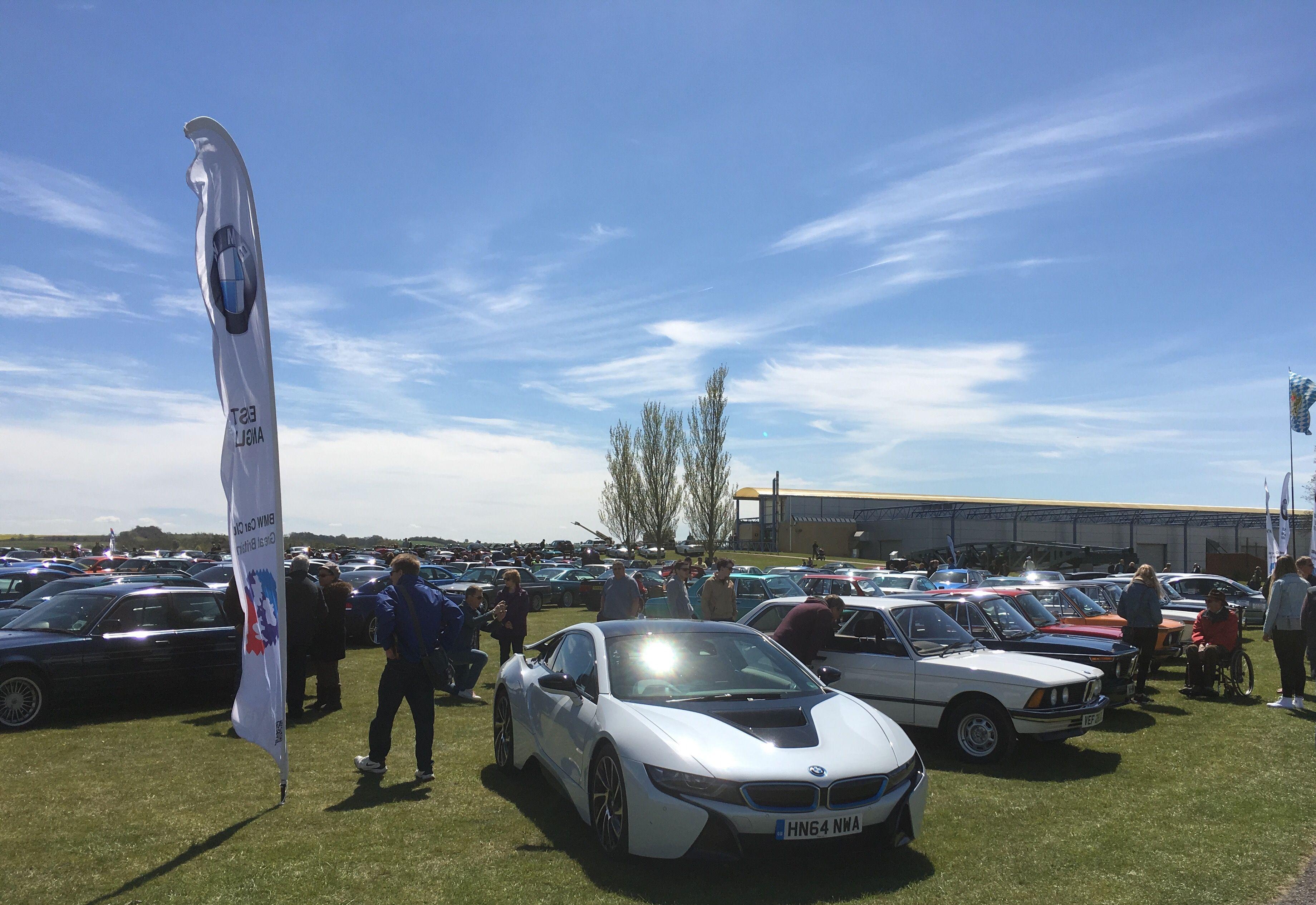 BMW display RAF Duxford 16 Life on wheels Pinterest