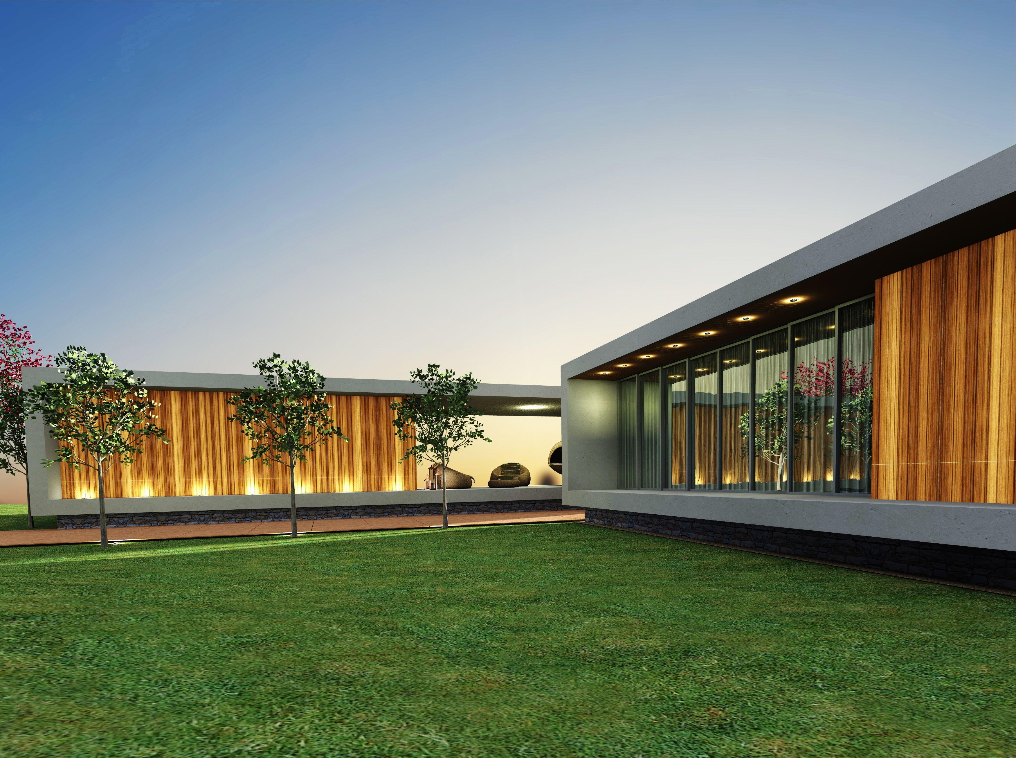Casa das bra nas casa de campo com arquitetura for Case moderne e contemporanee