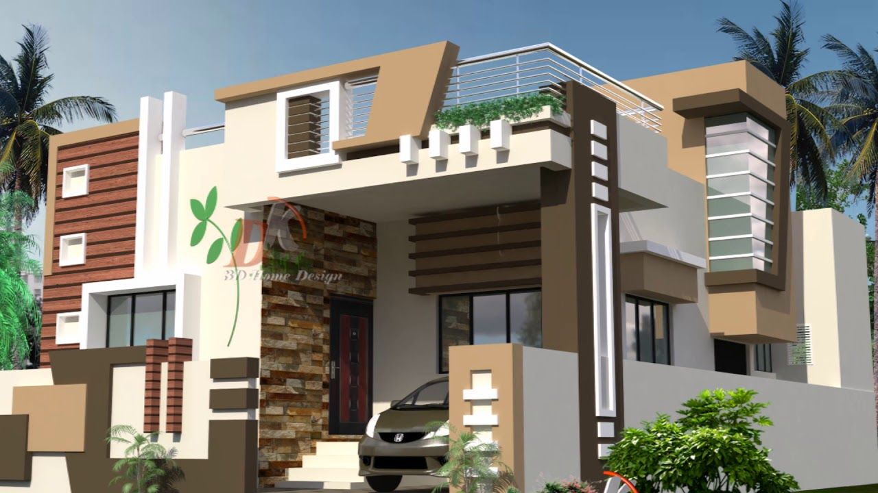 Beautiful Ground Floor Home Designs House Architecture Design