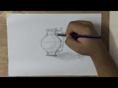 تعليم رسم اسكتش سريع طبيعه صامته Mr Fine Artist تعليم الرسم Youtube Female Sketch Art