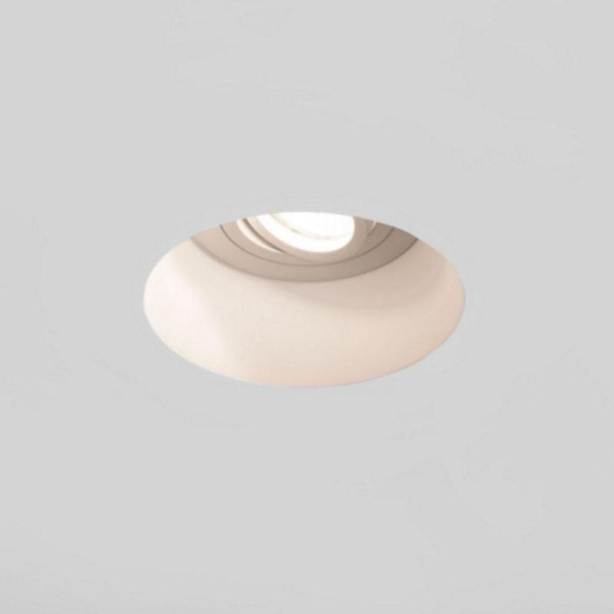 Basse Tension Salle De Bain spot encastrable rond orientable blanco - taille : taille