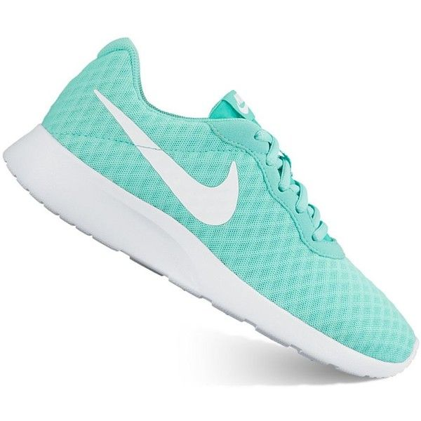 92d6cf17f Nike Tanjun Women s Athletic Shoes ( 65) ❤ liked on Polyvore featuring shoes