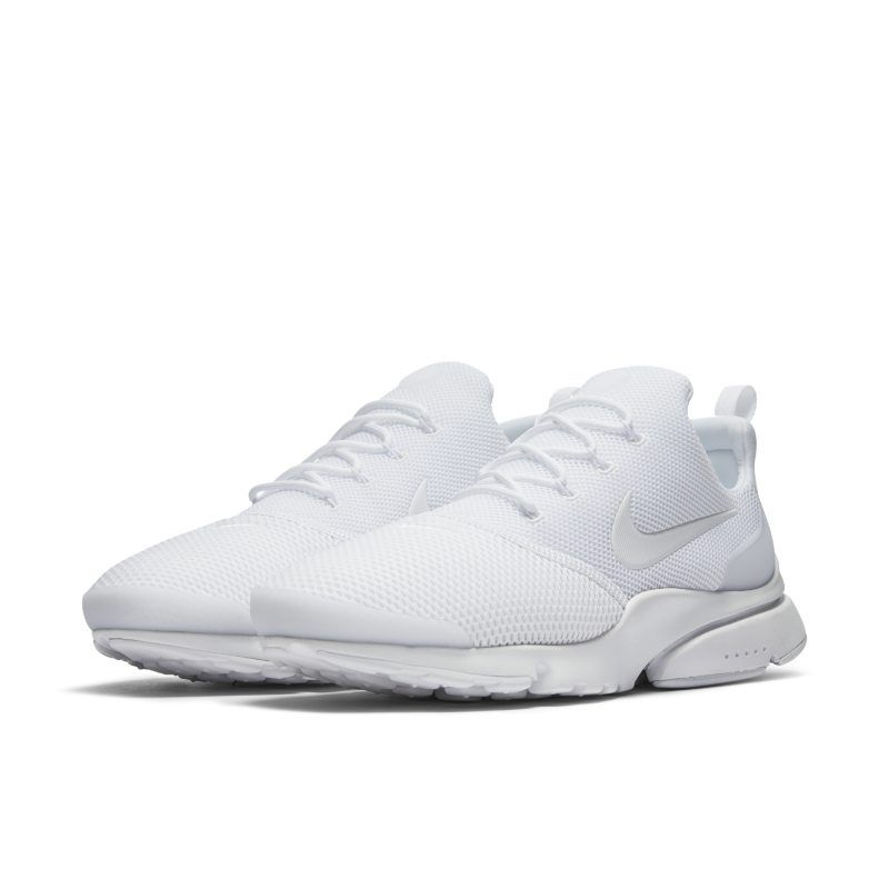 Nike Presto Fly Men's Shoe - White | Nike presto, Mens nike ...