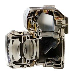 Nikon F  Cutaway