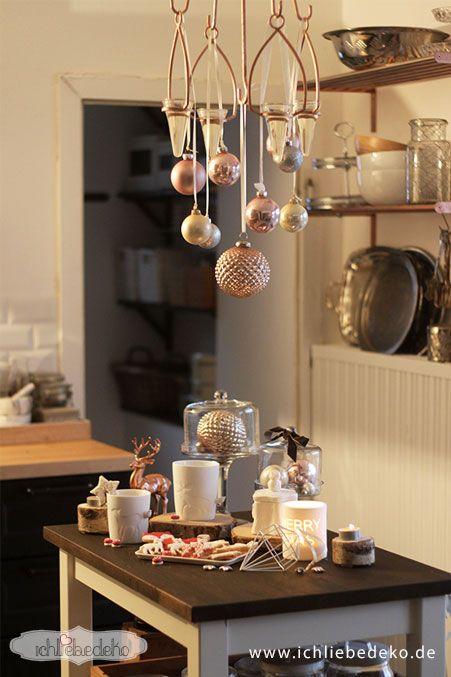 Weihnachtsdeko Küche | Tierische Weihnachtsdeko Aus Und In Der Kuche Christmas