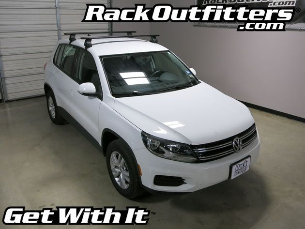 Rack Outfitters Volkswagen Tiguan Thule Rapid Traverse Black Aeroblade Roof Base Rack 12 15 454 85 Http Www Rackoutfitters Com Volkswagen Thule Roof