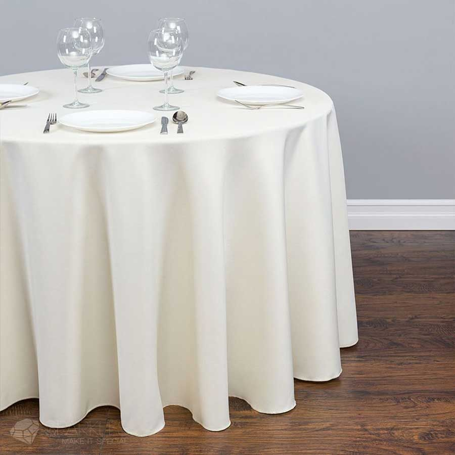 108 Table Cloth Round Tablecloth Tablecloth Fabric