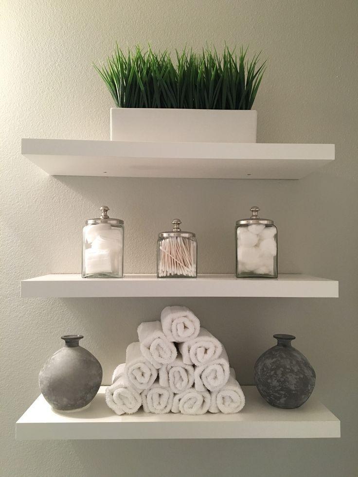 Badezimmer Regal Deko | Badezimmer regal, Deko, Regal
