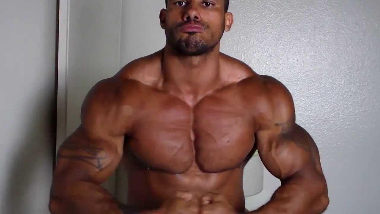 samson williams images | Epic Bodybuilder Flexing with Gerald Samson  episode 2 - YouTube