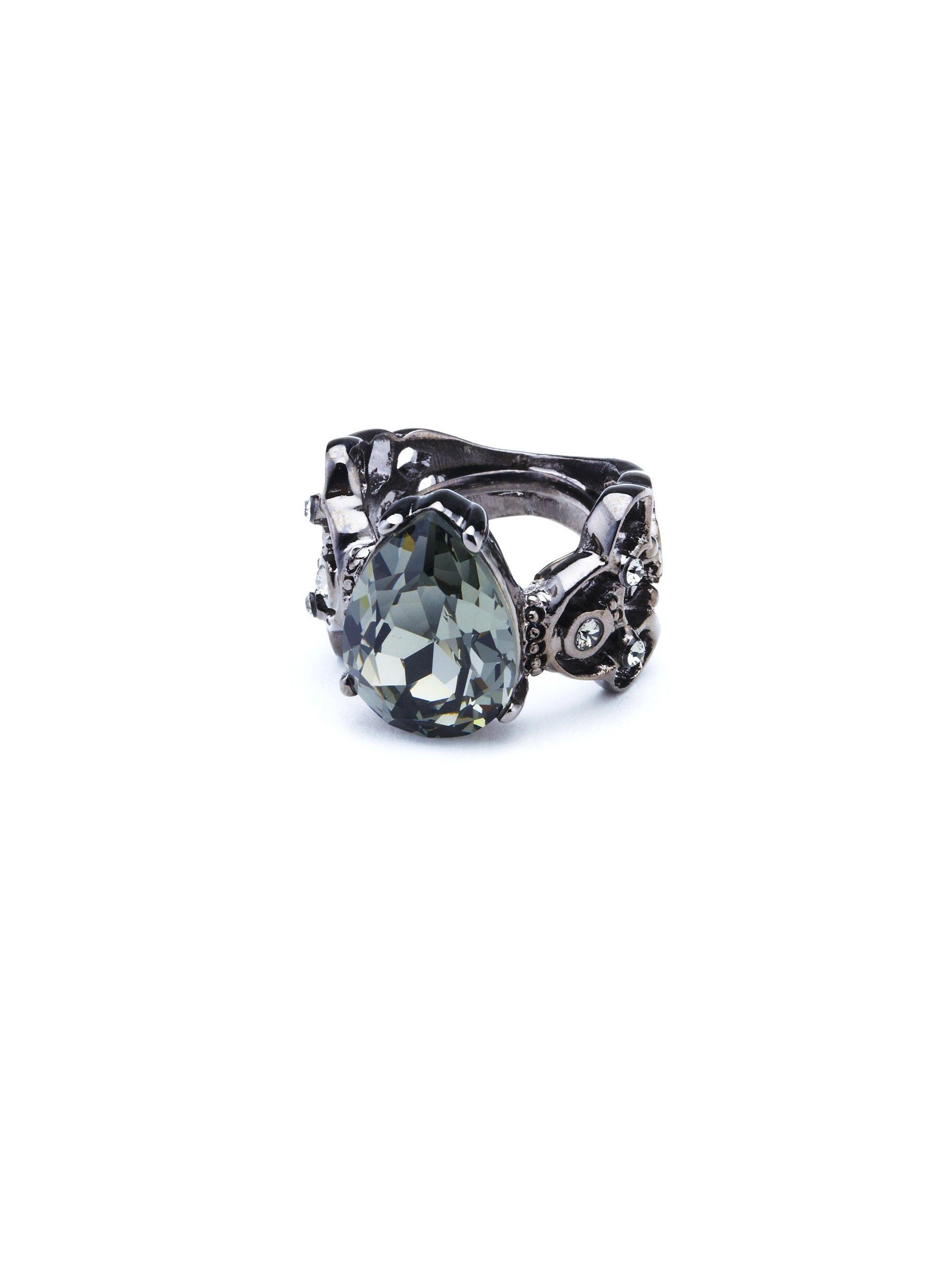 Oscar de la Renta - Swarovski Crystal Ring