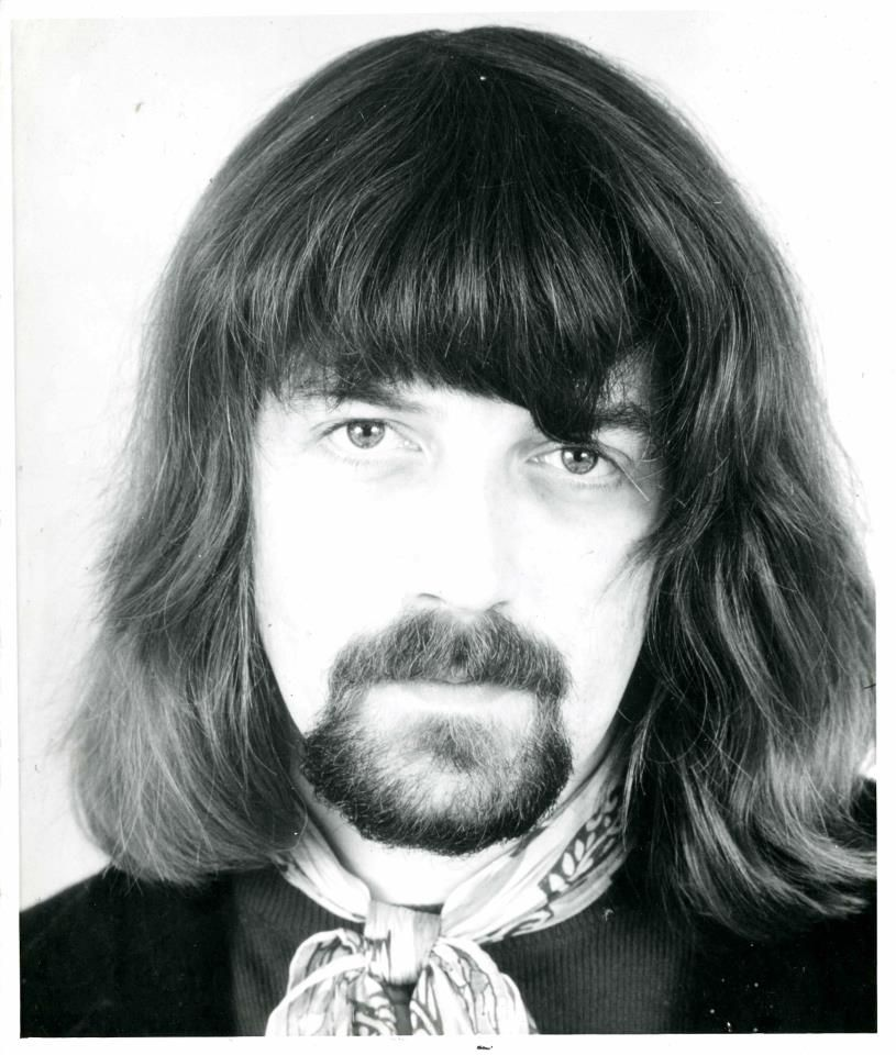 Джон Лорд, 1971. Flaming Stairway ☾ : Photo   Jon lord, Deep purple, Classic rock artists