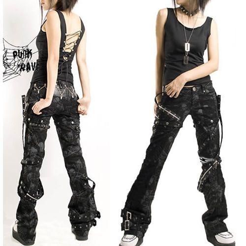 Punk Rock Fashion For Women Google Search