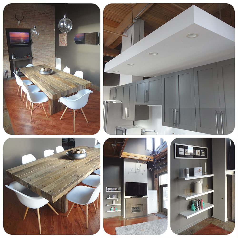 Project photos from tomus condo design work by peter overman of