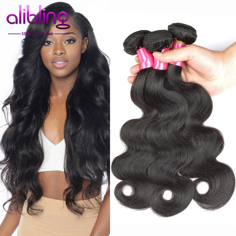 Hair Weaving 8a Mink Peruvian Virgin Hair Body Wave 4 Bundles