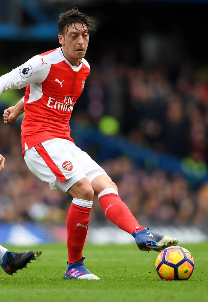 Global Boot Spotting Soccerbible Soccer Players Mesut Ozil Football