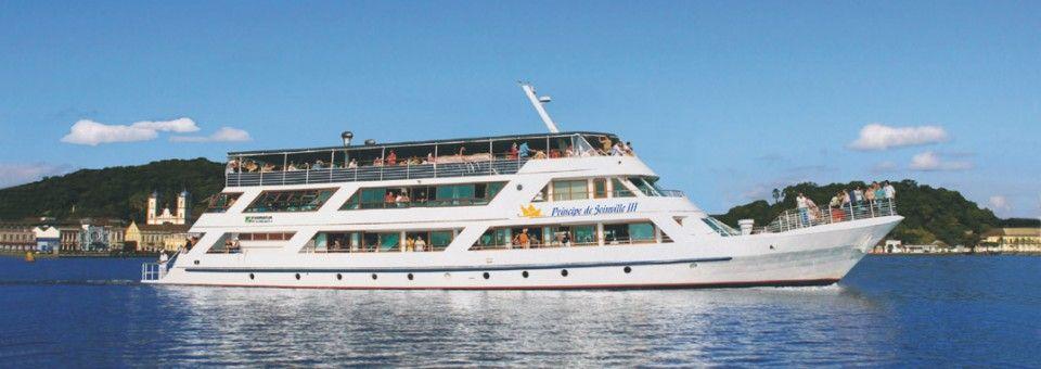 Barco Príncipe de Joinville.
