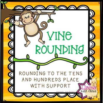 Great Practice For Students Struggling With Rounding Use The Rhyme 0 4 Stay On The Floor 5 9 Climb The Upper Elementary Math Elementary Math Math Activities