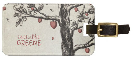 #Zazzle                   #love                     #Vintage #Love #Tree #luggage #from #Zazzle.com     Vintage Love Tree luggage tag from Zazzle.com                                 http://www.seapai.com/product.aspx?PID=1310354