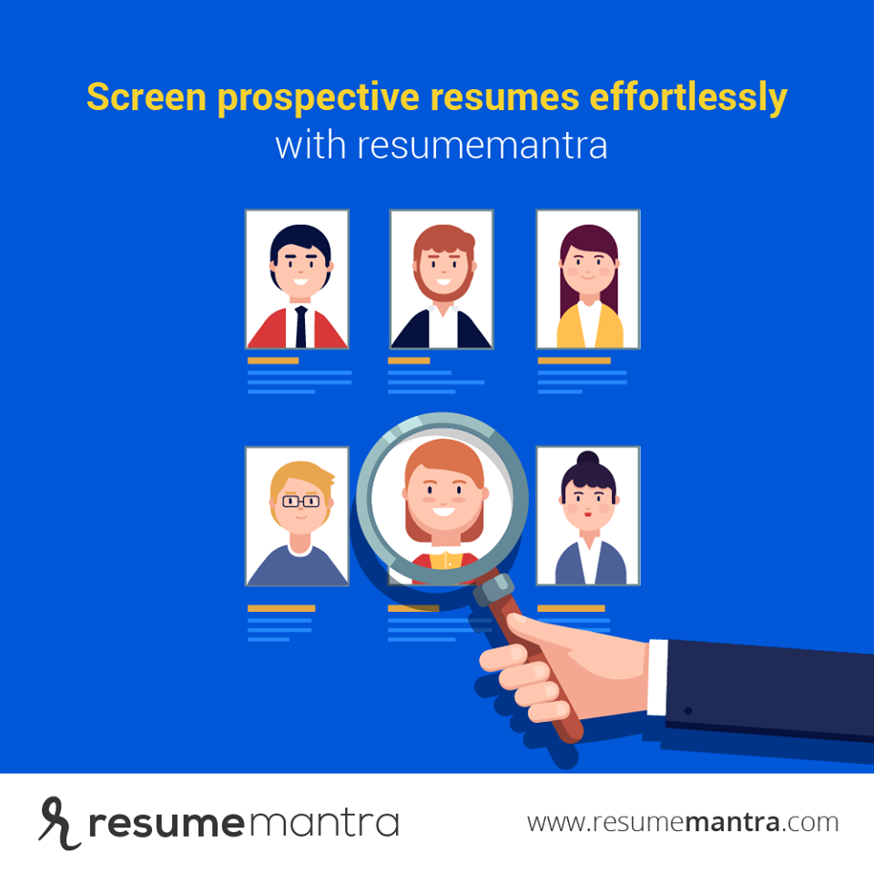 Resume Parsing Prepossessing The Resume Parser Of Resumemantra Extracts About 76 Fields From .
