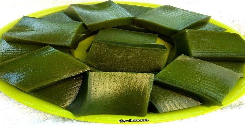 Resep Kue Lebaran Lapis Sagu Pandan Suji Yang Lezat Resep Kue Resep Makanan Resep