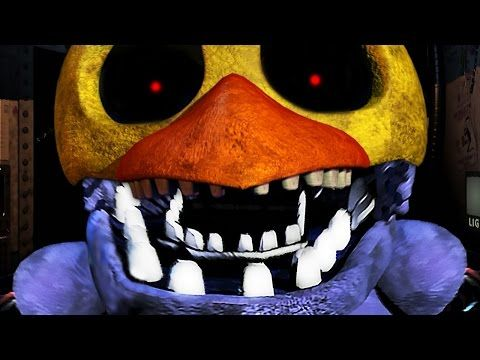 Bonnie And Chica Are Back Five Nights At Freddy S 2 Part 2 Youtube Markiplier Five Night Five Nights At Freddy S Freddy 2