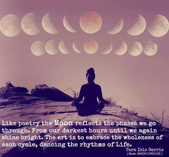 February 2017 Snow Moon Full Moon Lunar Eclipse In Leo Blessings
