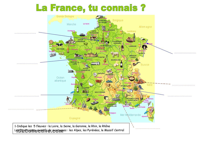 La France Tu Connais