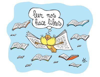 Resultado de imagen para lindas frases para niños sobre la lectura